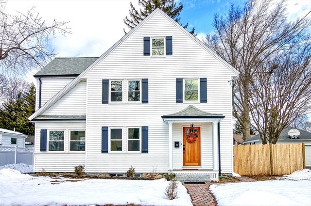 8 Enmore Road, Melrose, MA, 02176, Middlesex Home For Sale