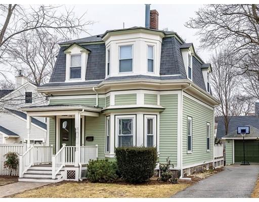 76 Harvard Street Newton MA 02460