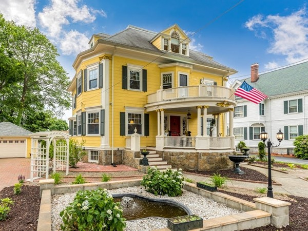 118 Bellevue Ave, Melrose, MA, 02176, Middlesex Home For Sale