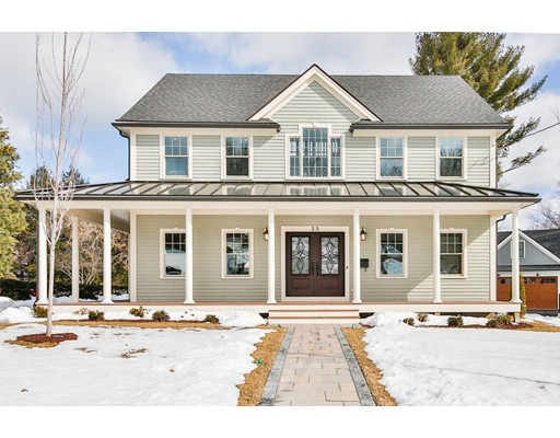 25 Hutchinson Road Arlington MA 02474
