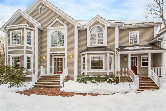 25 Sunset Rock Rd, North Andover, MA, 01845, Essex Home For Sale