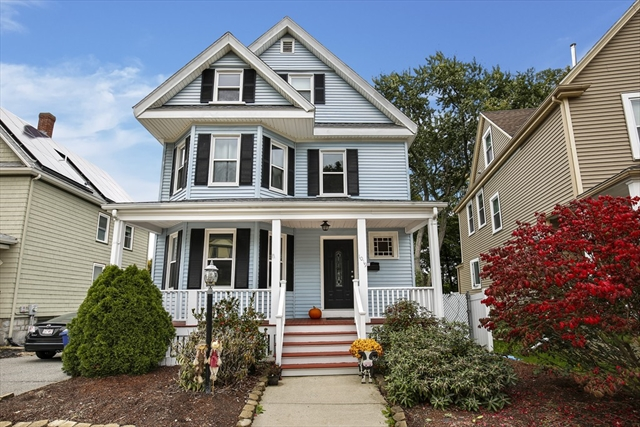 1019 MAIN STREET, Melrose, MA, 02176, Middlesex Home For Sale