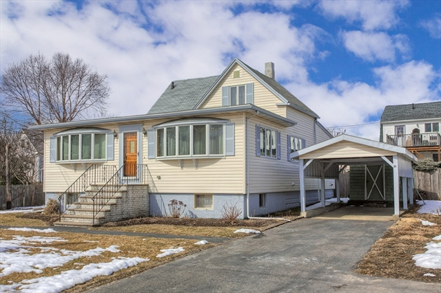 21 Augustus Street, Peabody, MA, 01960, Essex Home For Sale