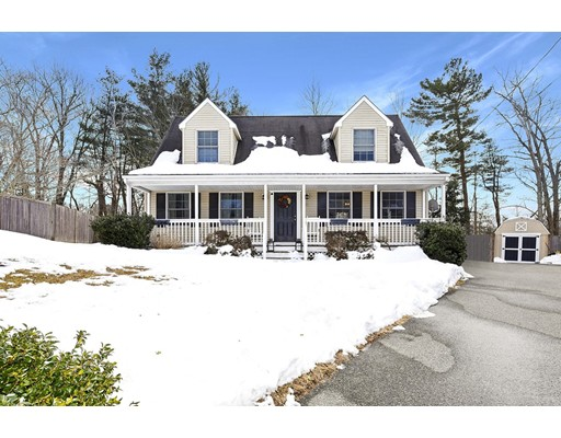 16 Crossman Circle Abington MA 02351