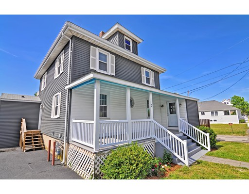 LOCATION,LOCATION,LOCATION!!  Walk to Best Private Beach, or Walk to Kenberma Shopping area. This Home has been Remodeled Completely. 4 Bedroom, 2 Full Baths. If you are looking for a Beautiful Year Round Beach Property this House is for you. Large Open Living Space on Main Floor Features, Gleaming Hardwood Floors Throughout. Fireplace Living Room, Oversize Dining Room, Gourmet Kitchen with all SS Appliances, Granite Counters, Breakfast Nook, and Pantry. !st Floor Washer/Dryer Hook-up.  All Bedrooms are on 2nd Level. There is even a Walk up Attic; which could easily be turned into even more Living Space.New Gas Heating System, Central Air, Roof, Windows,Siding. All New Plumbing & Electric. If you've Always Wanted  to Live at the Beach, This Home is for you. Nothing to do but Move In. Enjoy Drinks on your Front Covered Porch and The Sounds of the Ocean. You will fall in Love with Hull and How Easy Life at the Beach is.  PRICE REDUCTION