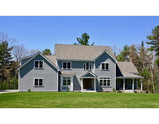 156 Oak Trail Bolton MA 01740