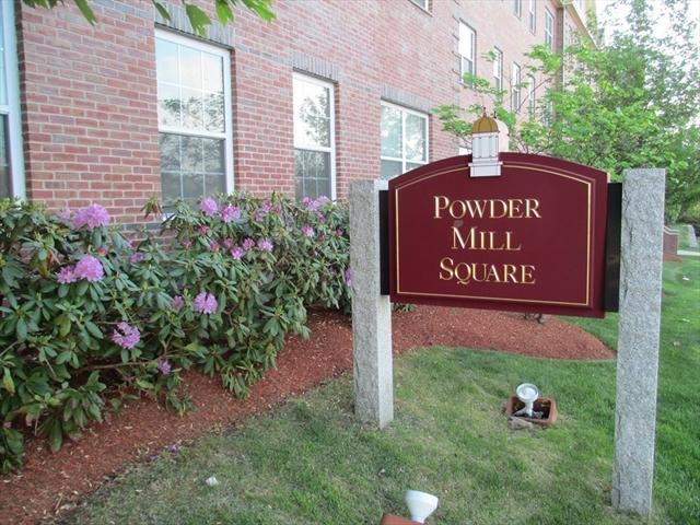 4 Powder Mill Square Andover MA 01810