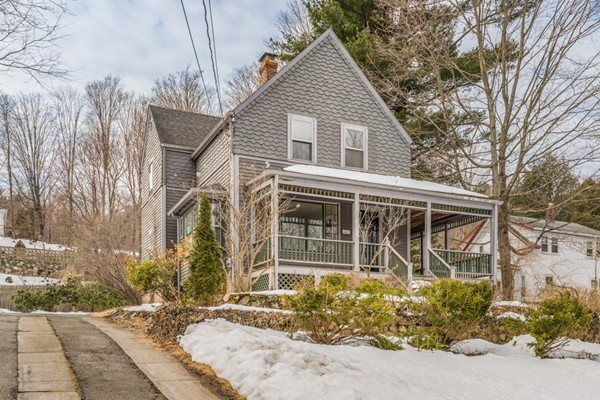 362 Washington Street, Melrose, MA, 02176, Middlesex Home For Sale