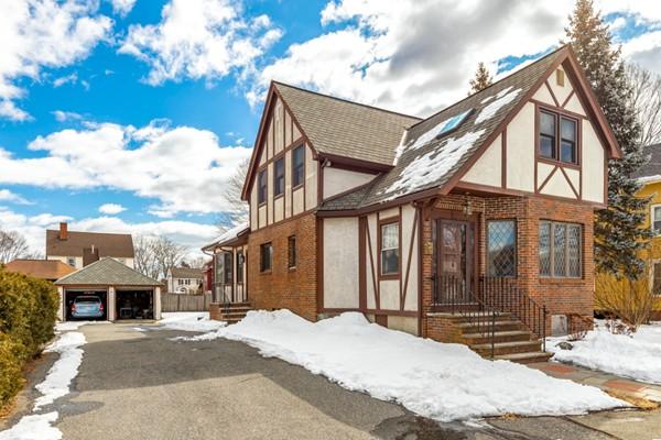 33 Auburn Street, Melrose, MA, 02176, Middlesex Home For Sale