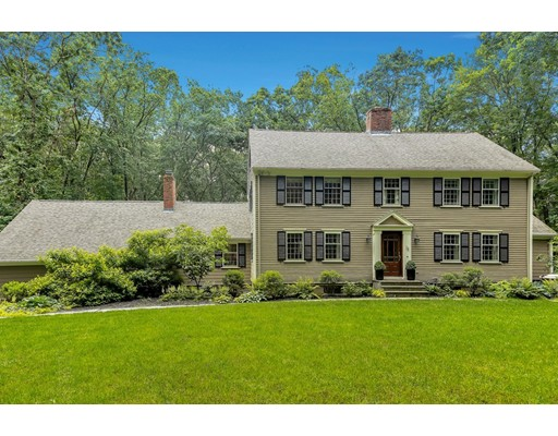58 Lawrence Road Weston MA 02493