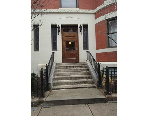 103 Gainsborough Street Boston MA 02115