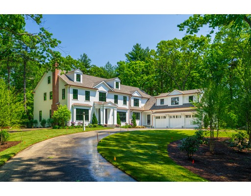 3 Black Oak, Weston, MA 02493