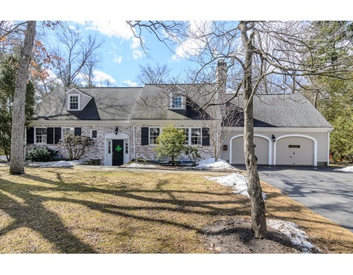 186 Bristol Road Wellesley MA 02481