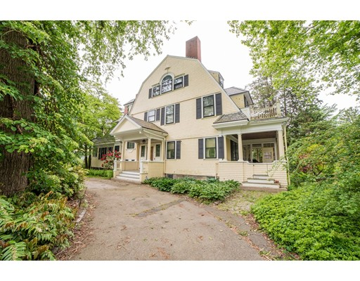 This beautiful Georgian revival is 3 floors with 5400+ sq/ft of living space. Don't miss your opportunity to be the 4th owner of this gorgeous home Located in desirable Moreland Terrace. Filled with many original features such as pocket doors, 8 fireplaces, butler's pantry, and more, this home boasts 16 rooms with exquisite woodwork, beautiful stained glass windows, period lighting, and other fine finishes, The second floor has 3 full baths and 6 bedrooms which are good sized size. The master and guest rooms feature fireplaces and ample closet space. Take the elevator or grand staircase to the third floor where you will find your home office with half bath, media room and cedar closet. The professionally landscaped backyard is private and completely fenced-in with a heated, in-ground pool. With updated 200amp electric service, a newer gas boiler, and a young roof with transferable warranty, all you need to do is move in. This is a stunning example of pre 1900 architecture and design.