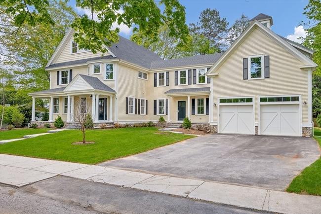 6 Harrison Street Winchester MA 01890