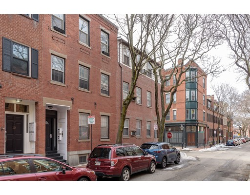 25 Melrose Street, Boston, MA 02116