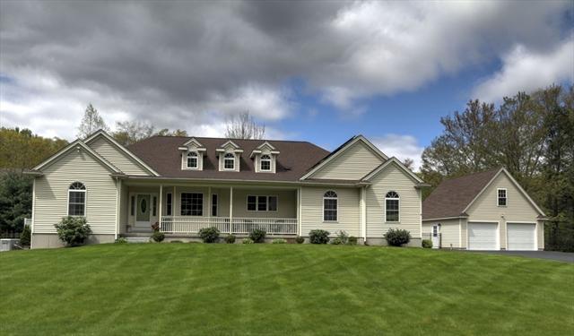 5 Cloverleaf Ln, Franklin, MA, 02038, Norfolk Home For Sale
