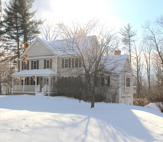 224 Wallace Hill Road, Townsend, MA, 01469, Middlesex Home For Sale