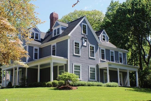 320 Adams Street, Milton, MA, 02186, Norfolk Home For Sale