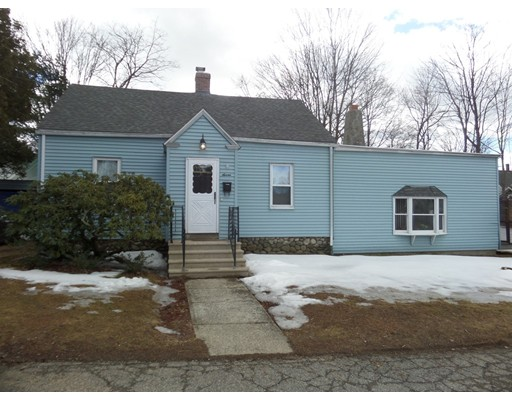 7 Dustin Street Spencer MA 01562