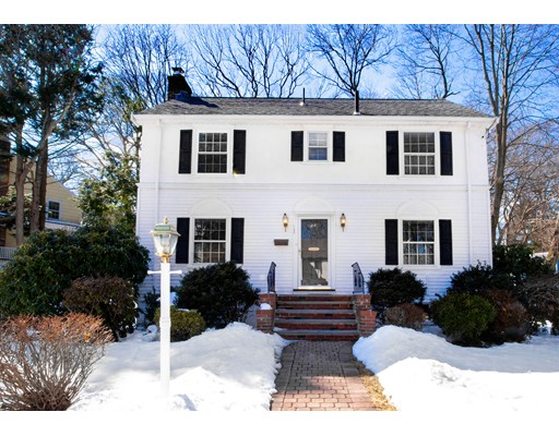 133 Woodcliff Road Newton MA 02461