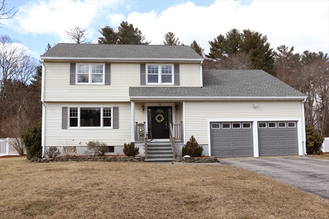 10 EISENHAURE LANE, North Reading, MA, 01864, Middlesex Home For Sale