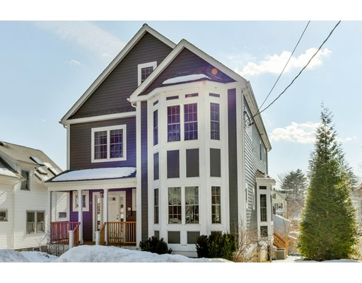 56 Cornell Street Boston MA 02131
