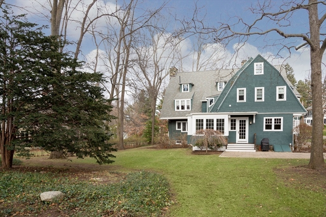 96 Berkeley St, Newton, MA, 02465, Middlesex Home For Sale