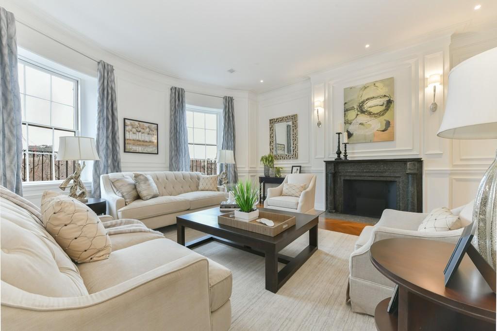 Beacon Hill luxury condo across from the Boston Common