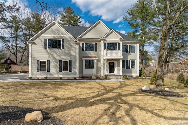 16 Woodcliffe Rd, Lexington, MA, 02421, Middlesex Home For Sale
