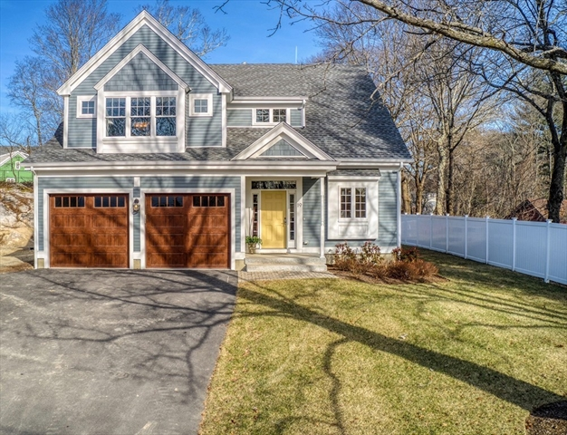 12 SUNSET WAY, Medfield, MA, 02052,  Home For Sale