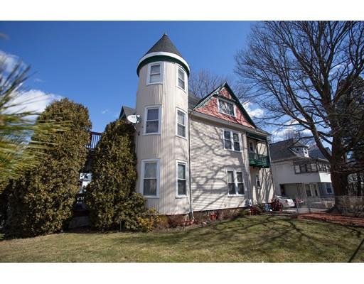 168 Humbolt Avenue Boston MA 02119