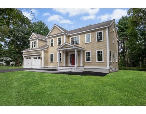 822 Barretts Mill Road, Concord, MA 01742