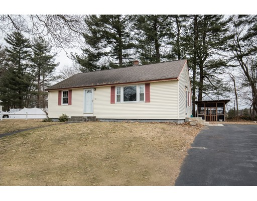14 WILDWOOD Road Tewksbury MA 01876