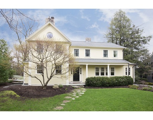 7 Locust Road Weston MA 02493