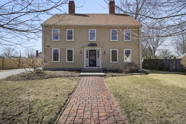 769 East Street, Dedham, MA, 02026, Norfolk Home For Sale