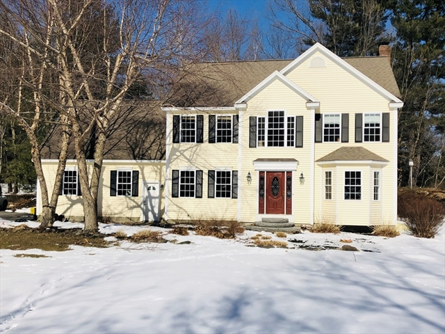 58 Spectacle Pond Rd, Littleton, MA, 01460, Middlesex Home For Sale
