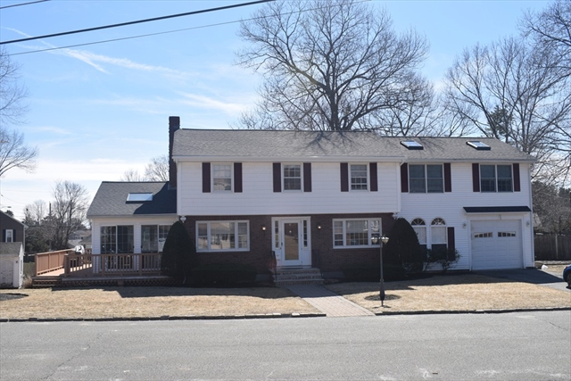 6 Pine Ridge Rd, Stoneham, MA, 02180, Middlesex Home For Sale