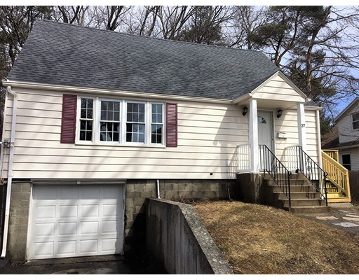 37 Courtland Worcester MA 01602
