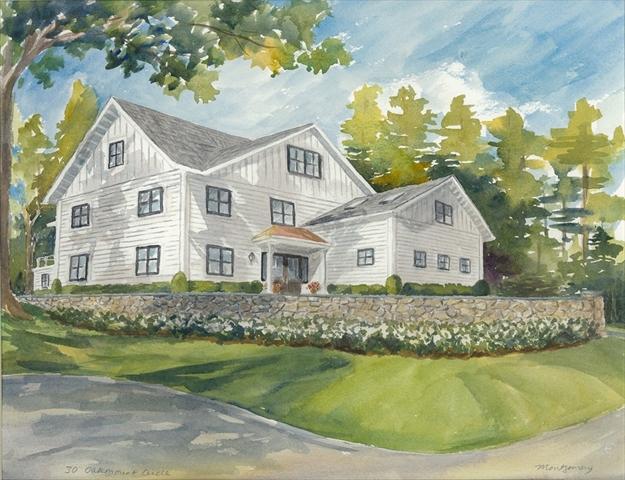 30 Oakmount Circle, Lexington, MA, 02420, Middlesex Home For Sale