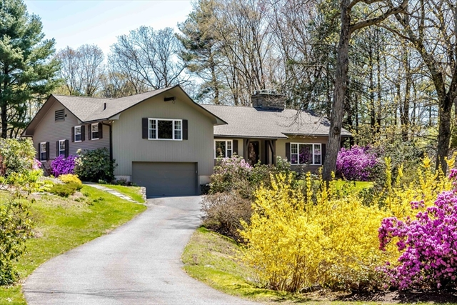 26 High Rock Rd, Wayland, MA, 01778, Middlesex Home For Sale