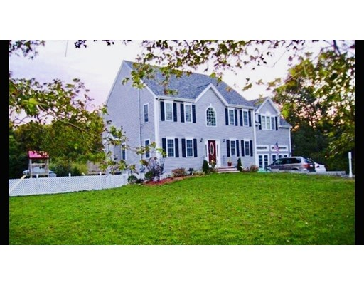 634 Richard A Fitts Drive Abington MA 02351