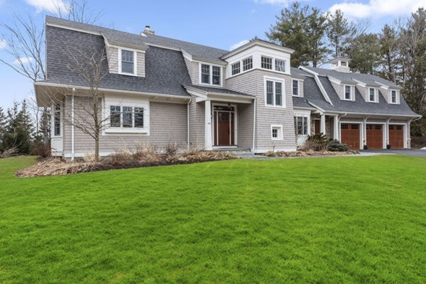 49 High Rock Road, Wayland, MA, 01778, Middlesex Home For Sale