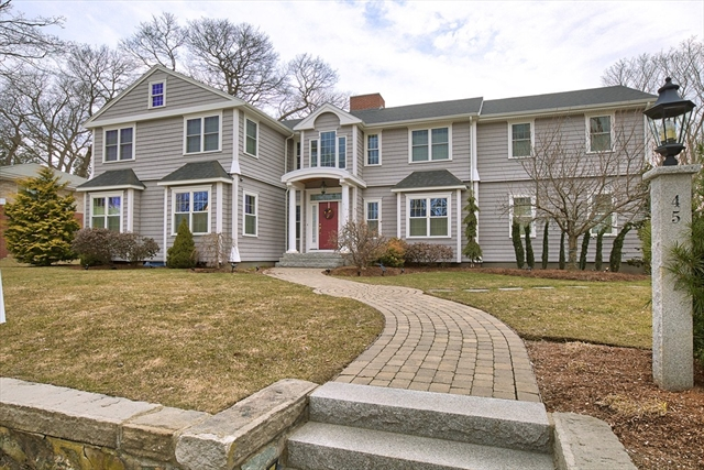 45 Bacon Street, Winchester, MA, 01890, Middlesex Home For Sale