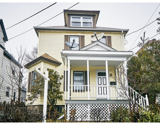 173 Belgrade Avenue Boston MA 02131