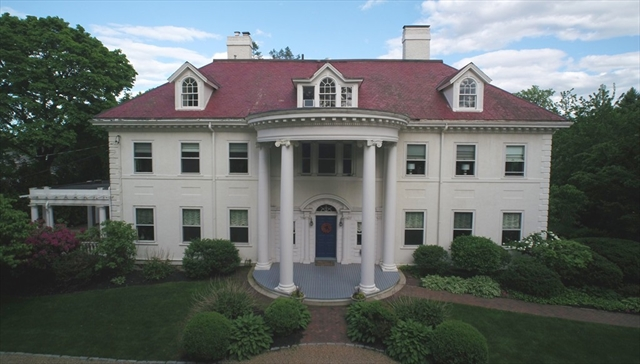 650 Centre St, Newton, MA, 02458, Newton Center Home For Sale