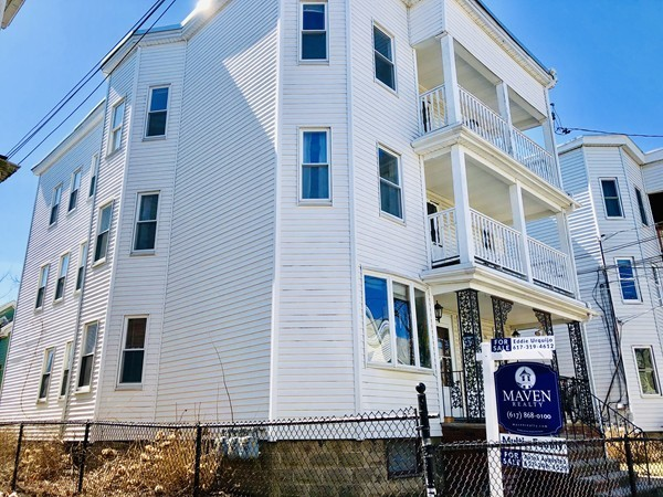 26-28 Adrian Street, Somerville, MA, 02143, Middlesex Home For Sale