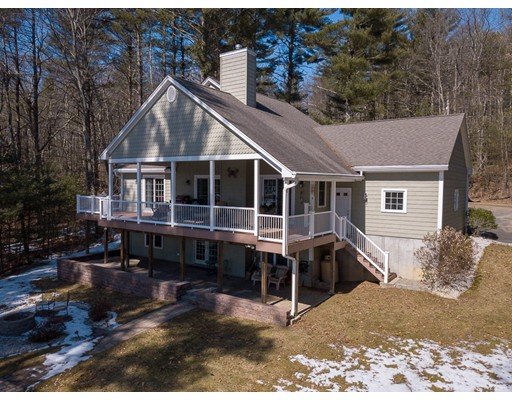 223 Shoreline Drive West Brookfield MA 01585