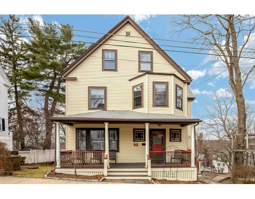 52 FAIRVIEW Avenue Melrose MA 02176
