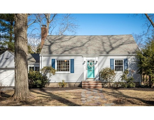 68 PINE RIDGE Road Reading MA 01867
